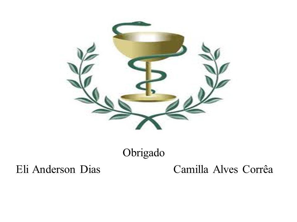 Webgrafia Obrigado Eli Anderson Dias Camilla Alves Corrêa
