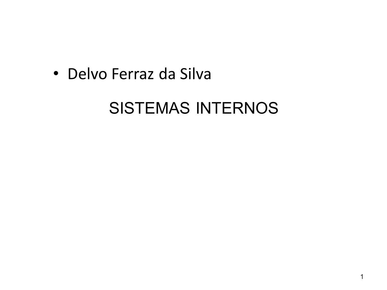 1 Delvo Ferraz da Silva SISTEMAS INTERNOS