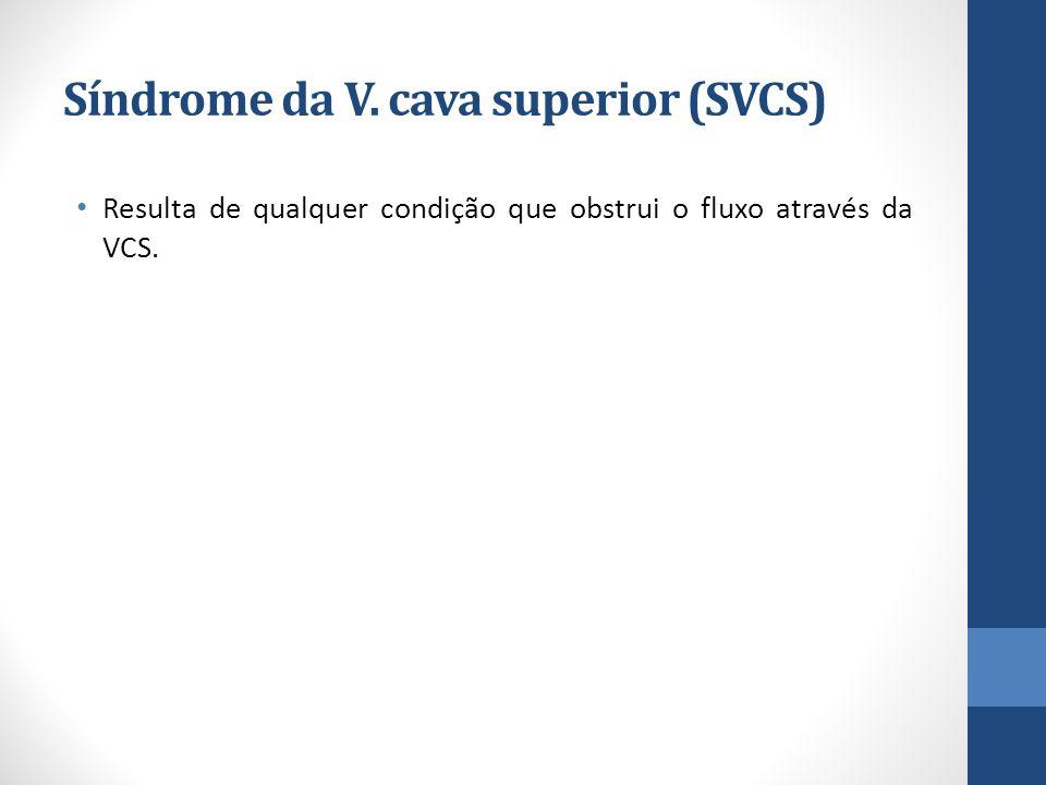 Síndrome da V.