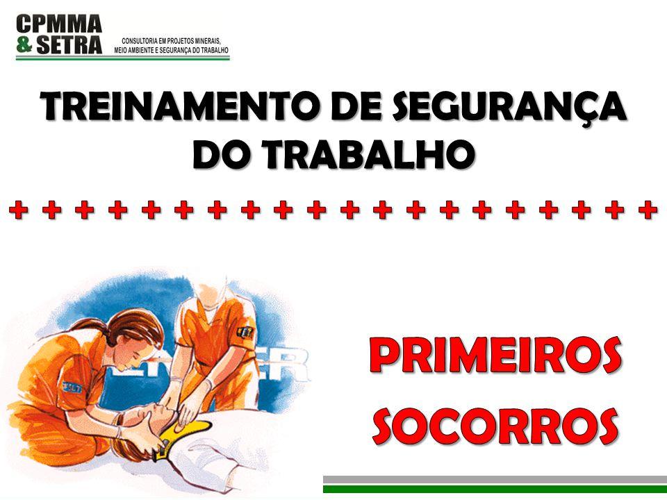 TREINAMENTO DE SEGURANÇA DO TRABALHO