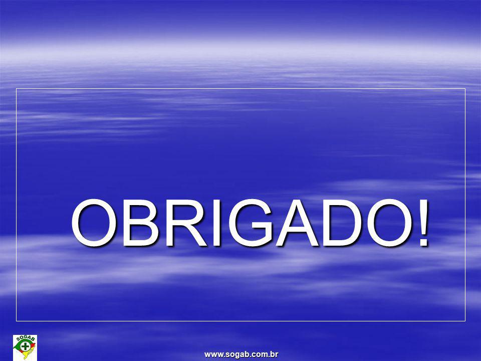 www.sogab.com.br OBRIGADO!