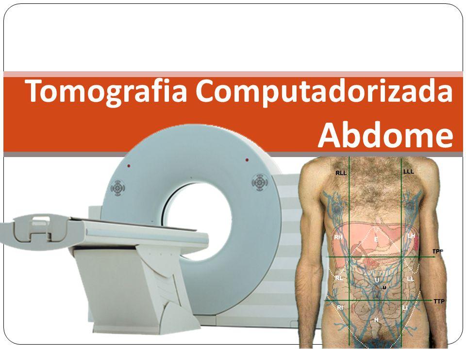 Aspectos Gerais Tomografia Computadorizada Aspectos Gerais O que é.
