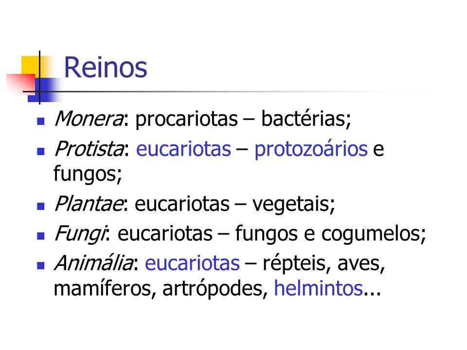 Tipos de Ciclo Biológico Alguns: Hospedeiro intermediário; Apenas uma espécie de hospedeiro definitivo / diversas espécies; Grande importância na manutenção e na dispersão da espécie;