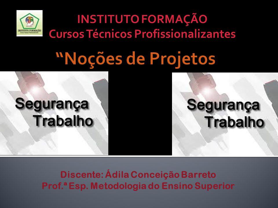 Discente: Ádila Conceição Barreto Prof.ª Esp.