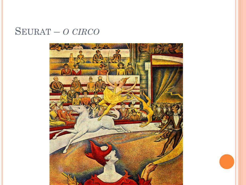 S EURAT – O CIRCO