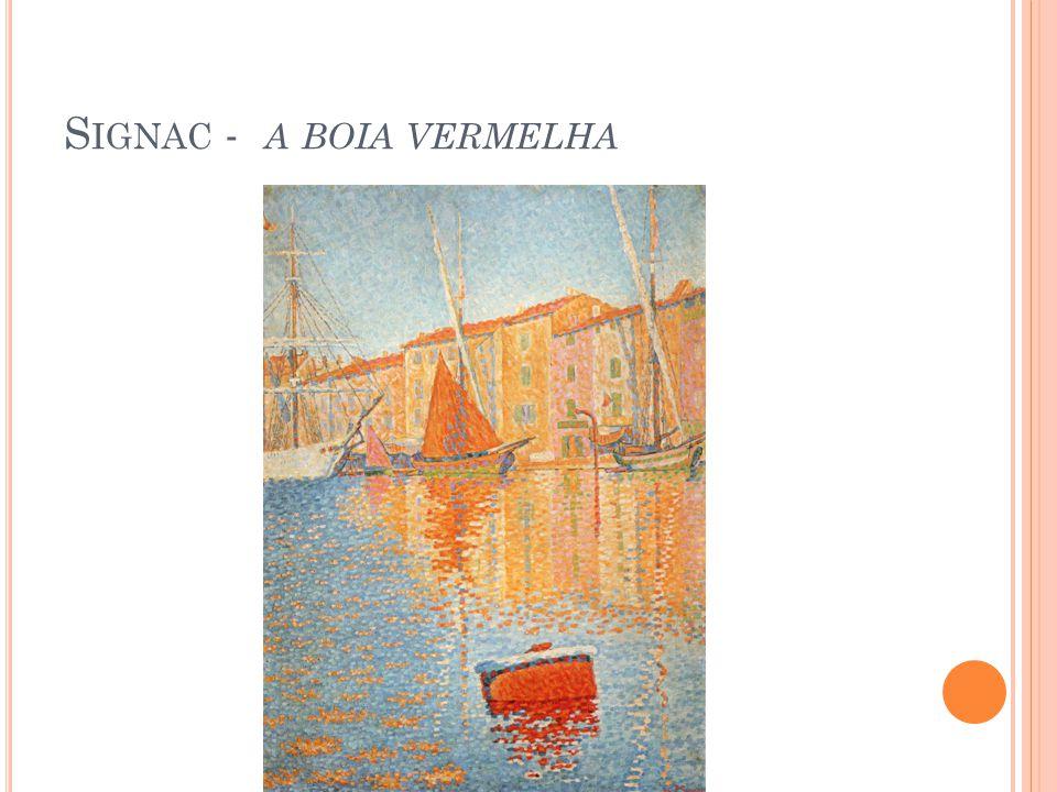 S IGNAC - A BOIA VERMELHA