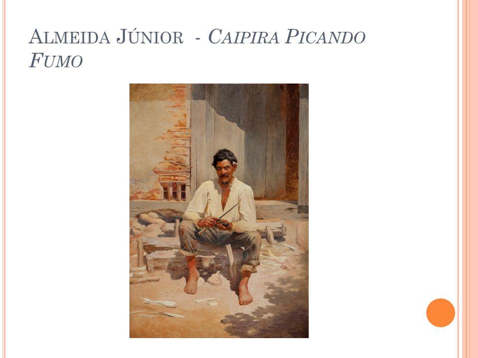 A LMEIDA J ÚNIOR - C AIPIRA P ICANDO F UMO