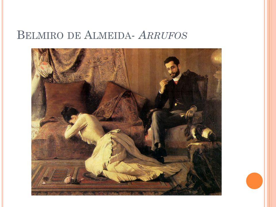 B ELMIRO DE A LMEIDA - A RRUFOS