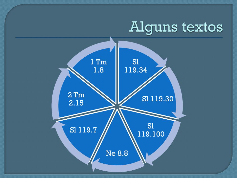 Sl 119.34 Sl 119.30 Sl 119.100 Ne 8.8 Sl 119.7 2 Tm 2.15 1 Tm 1.8