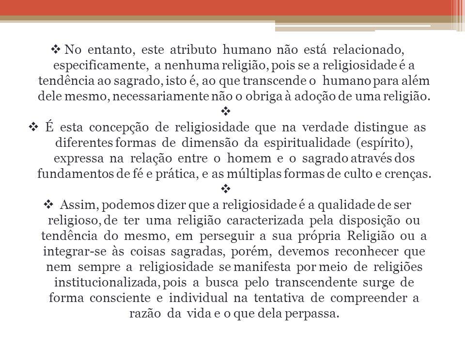 Pode ser também: Religião é um conjunto de crenças e filosofias que são seguidas, formando diferentes pensamentos.