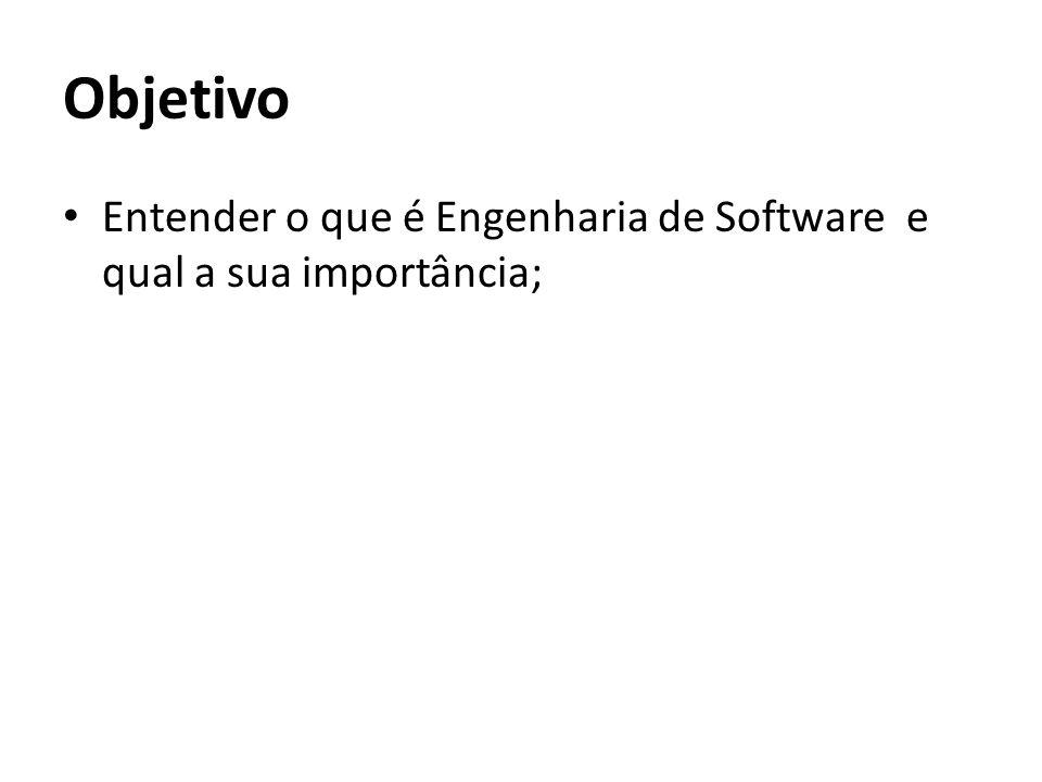 Os Softwares então em todos os lugares!