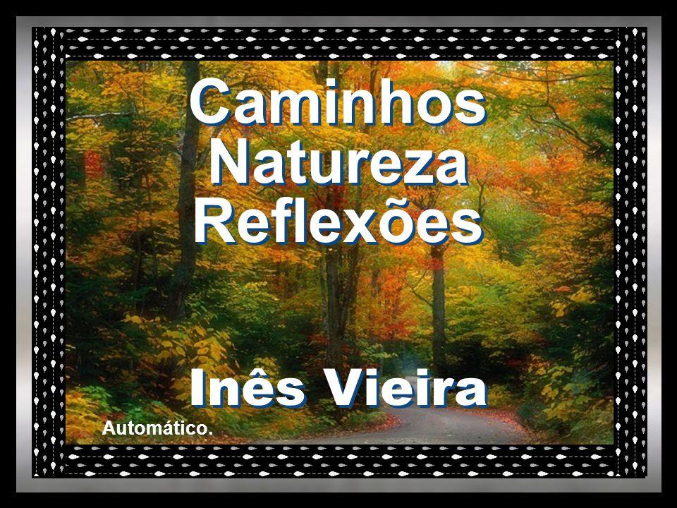 Caminhos Natureza Reflexões Caminhos Natureza Reflexões Inês Vieira Inês Vieira Automático.