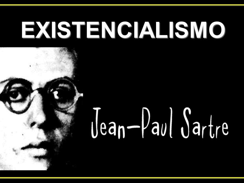 Existencialismo é uma corrente filosófica e literária que surgiu nos séculos XIX e XX.