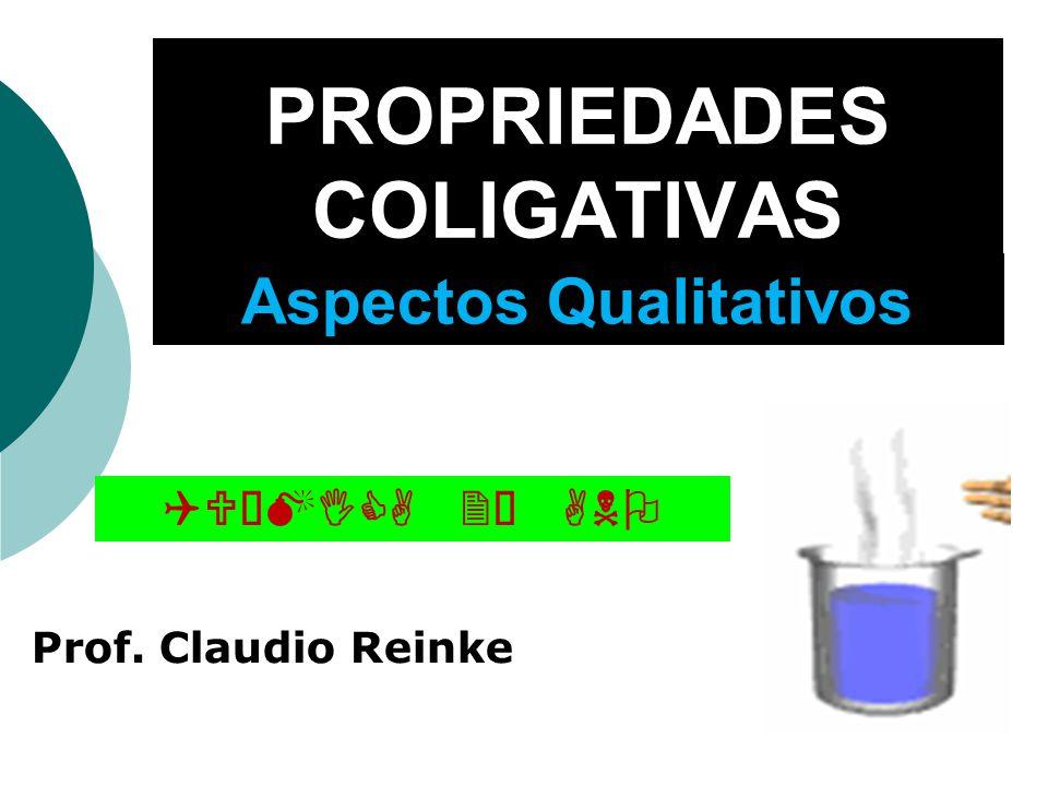 Pressão máxima de vapor de um líquido é a maior pressão exercida pelos vapores desse líquido em equilíbrio dinâmico com a fase líquida, a uma determinada temperatura.