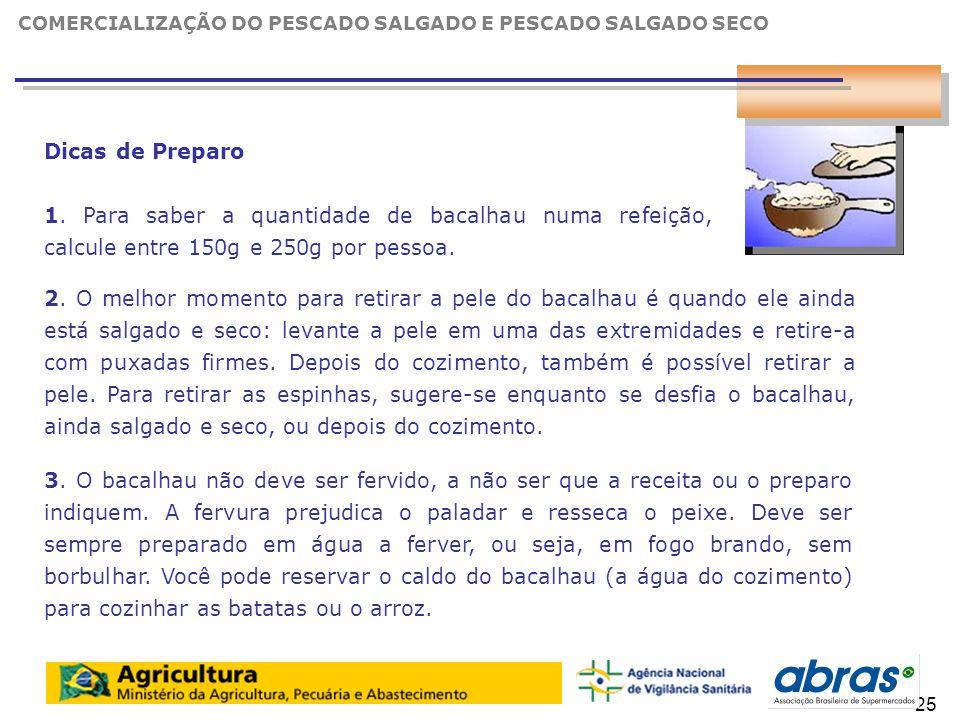 26 Dicas de Preparo 1.