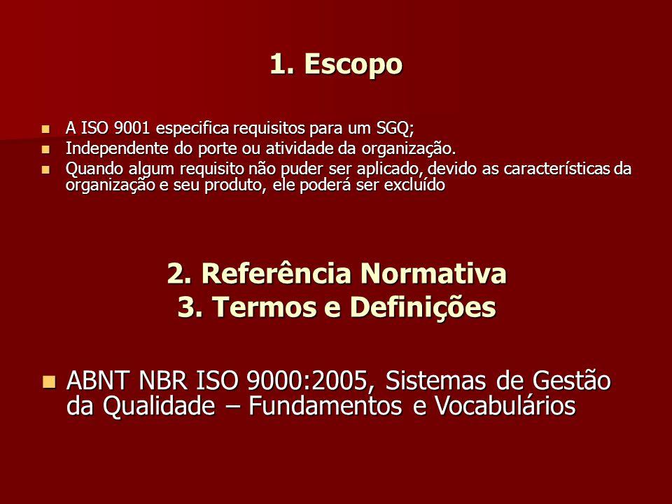 4.2.4 Controle de Registros Registros estabelecidos para prover evidência da conformidade com requisitos e da operação eficaz do SGQ devem ser controlados.