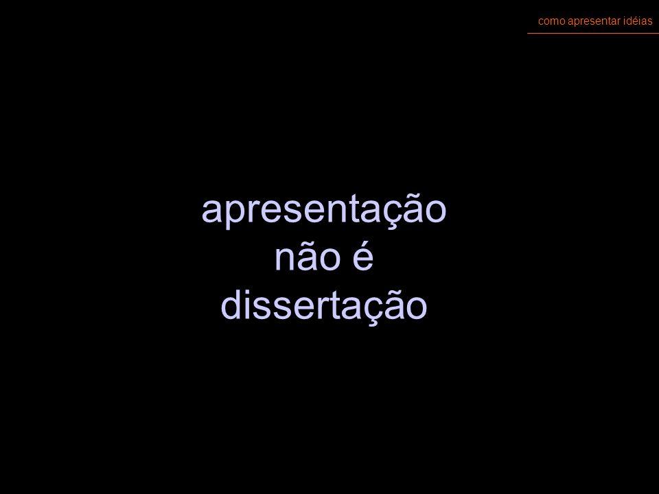 um pequeno roteiro para apresentações que comunicam Antonio Simão Neto PUCPR
