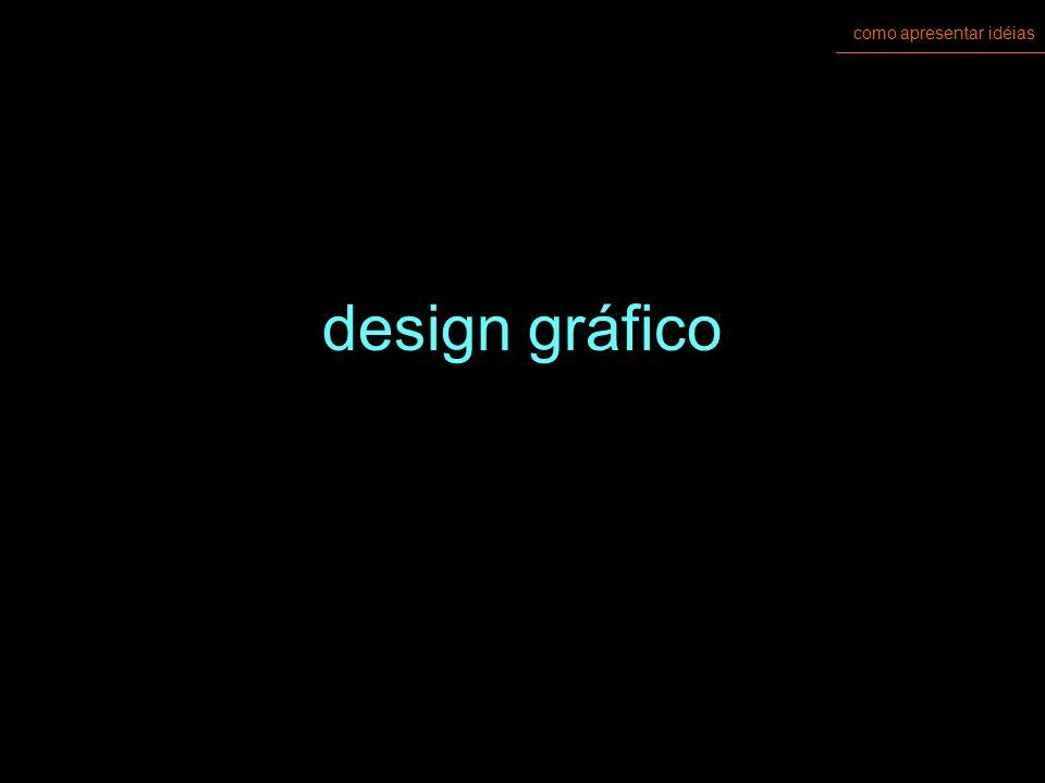 como apresentar idéias partir do slide X chegar no slide