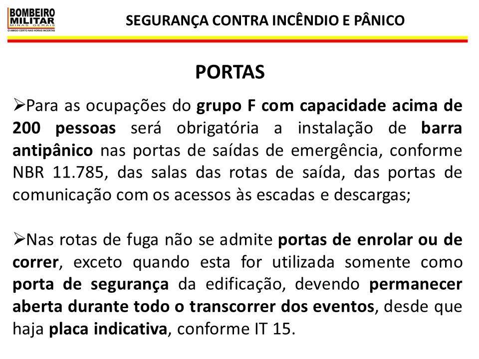 SEGURANÇA CONTRA INCÊNDIO E PÂNICO 38 RAMPAS