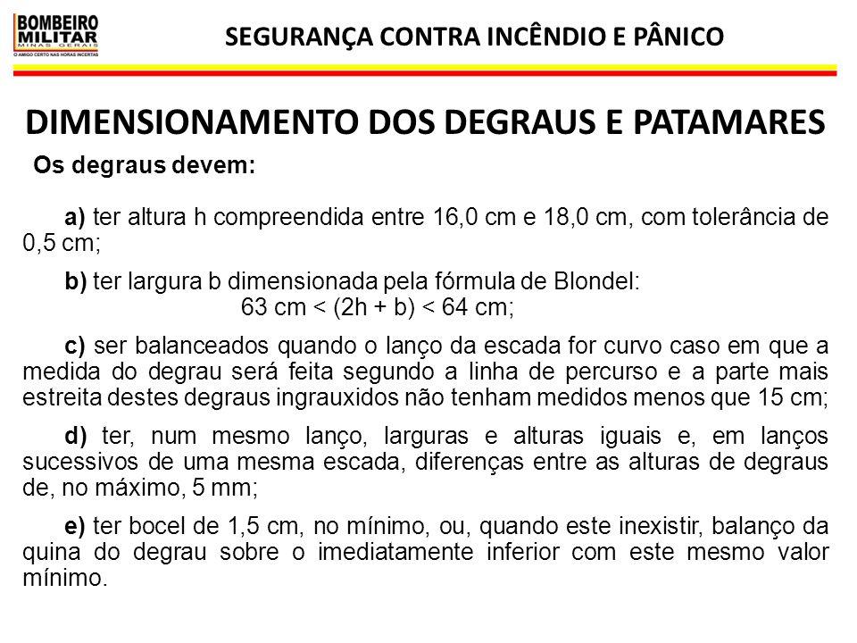 SEGURANÇA CONTRA INCÊNDIO E PÂNICO 47
