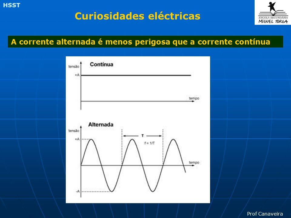 Prof Canaveira HSST Cuidados a ter com as Máquinas Eléctricas  Assegurar que são mantidos em bom estado de funcionamento;  As partes por onde passa