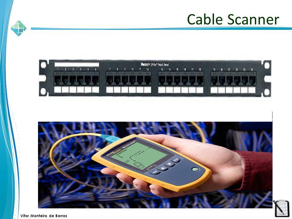 Vitor Monteiro de Barros Cable Scanner