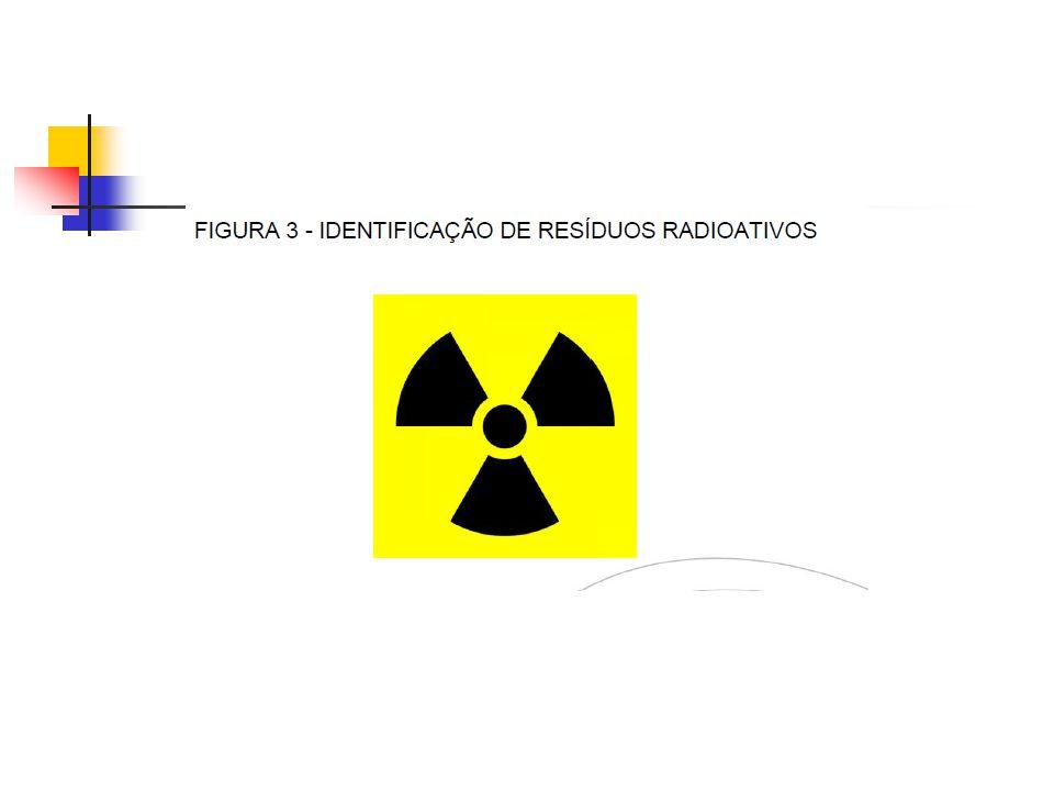 Classificação dos resíduos GRUPO D: Resíduos que não apresentem risco biológico, químico ou radiológico à saúde ou ao meio ambiente, podendo ser equiparados aos resíduos domiciliares.