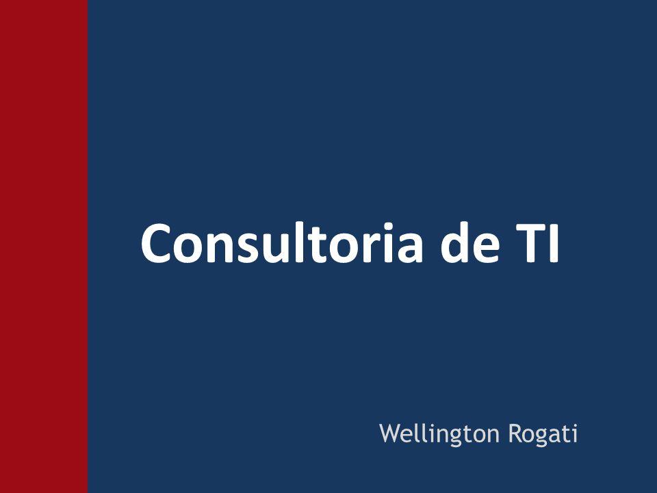 Wellington Rogati Consultoria de TI