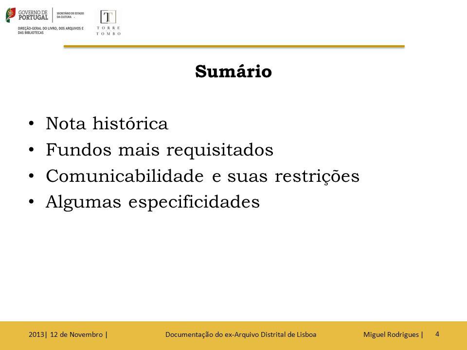 2013| 12 de Novembro | Transdisciplinaridade | Miguel Rodrigues|5