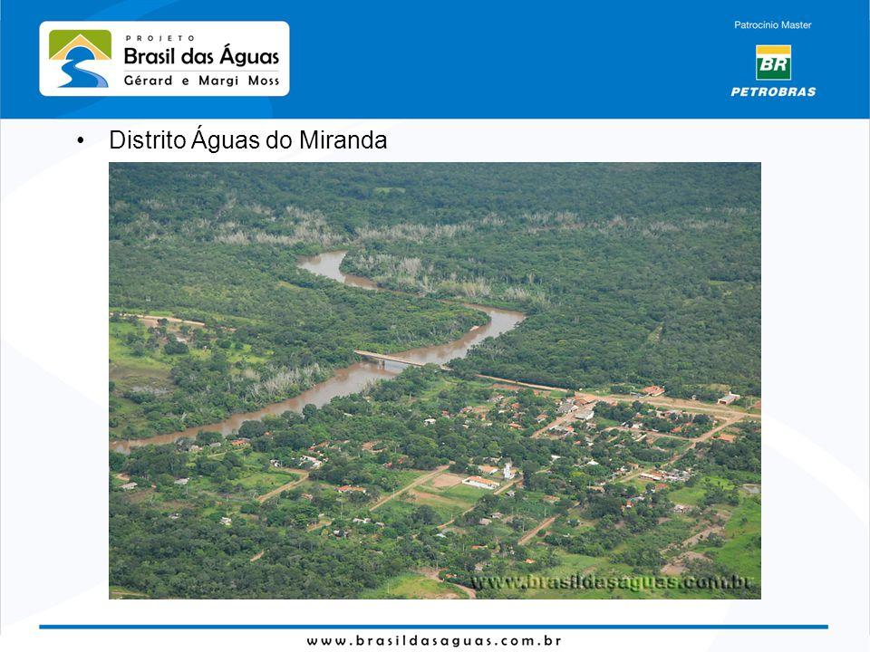 Distrito Águas do Miranda
