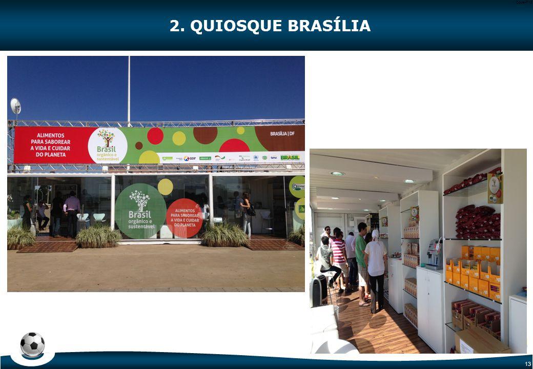 13 Code-P13 2. QUIOSQUE BRASÍLIA