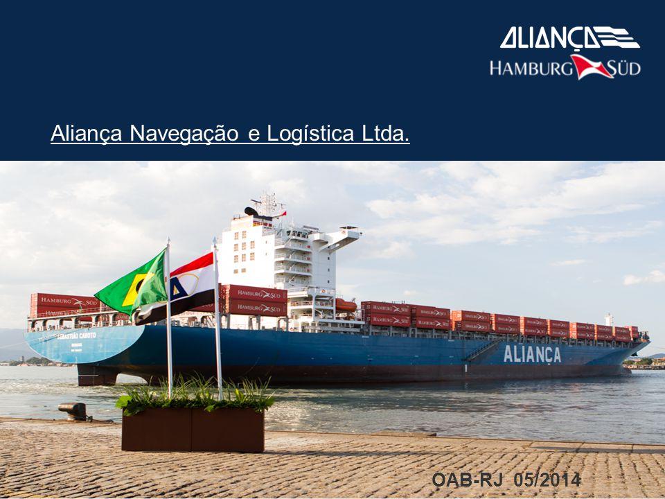 1 Aliança Navegação e Logística Ltda. OAB-RJ 05/2014