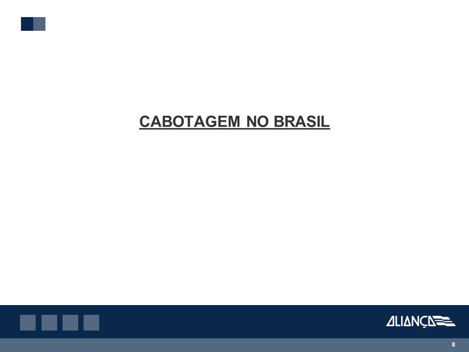 CABOTAGEM NO BRASIL 8