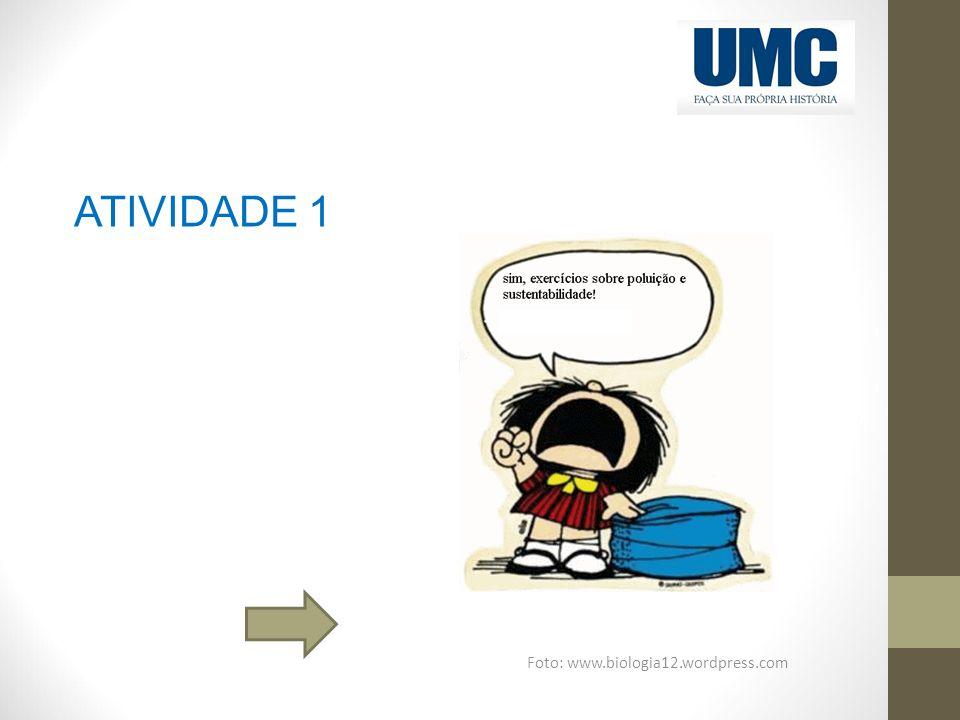 Foto: www.biologia12.wordpress.com ATIVIDADE 1