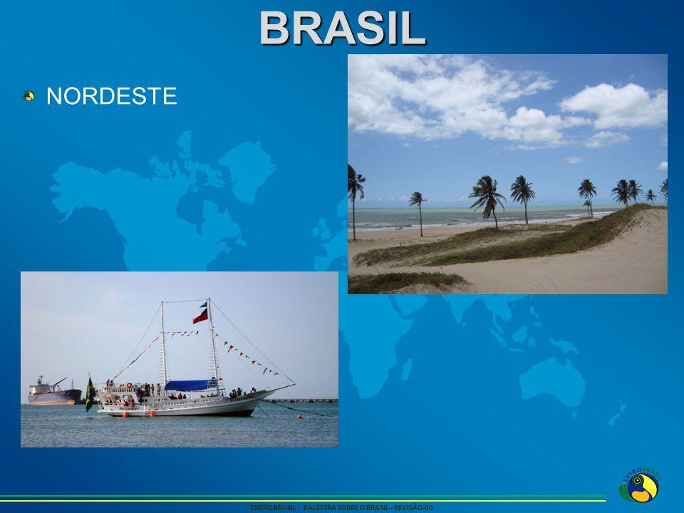 BRASIL EXPRO BRASIL - PALESTRA SOBRE O BRASIL - REVISÃO-00 NORDESTE