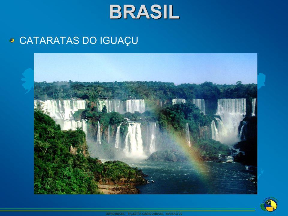 BRASIL EXPRO BRASIL - PALESTRA SOBRE O BRASIL - REVISÃO-00 CATARATAS DO IGUAÇU
