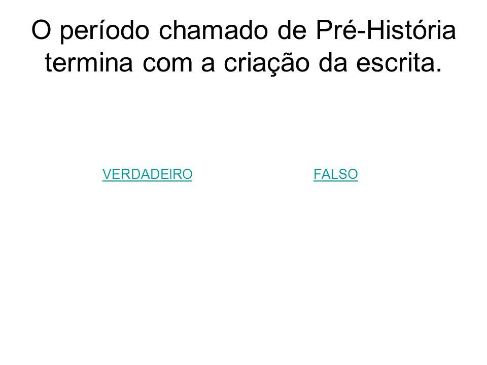 Parabéns você acertou! Não se sabe quando surgiram os primeiros habitantes do Brasil, mas há 10 mil anos atrás já havia povoações no Norte, Nordeste,