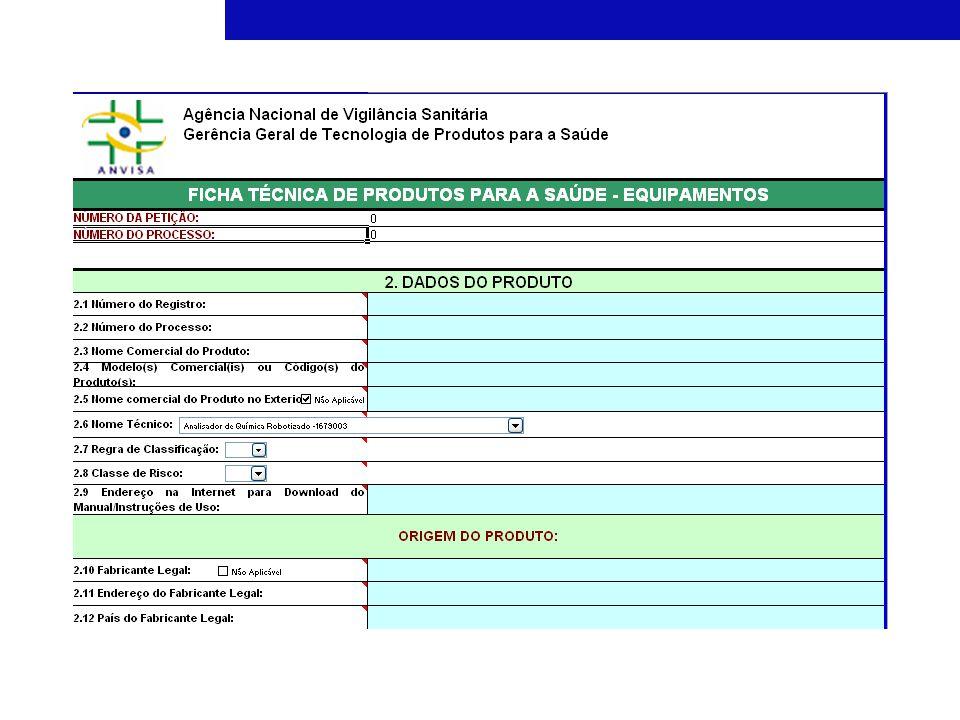 Oficina de trabalho ANVISA e entidades Criação de regime especial p/ agilização na fiscalização sanitária ABIMED, ABIMO, ABRAID, ASSIBRAL, CBDL LINHA VERDE