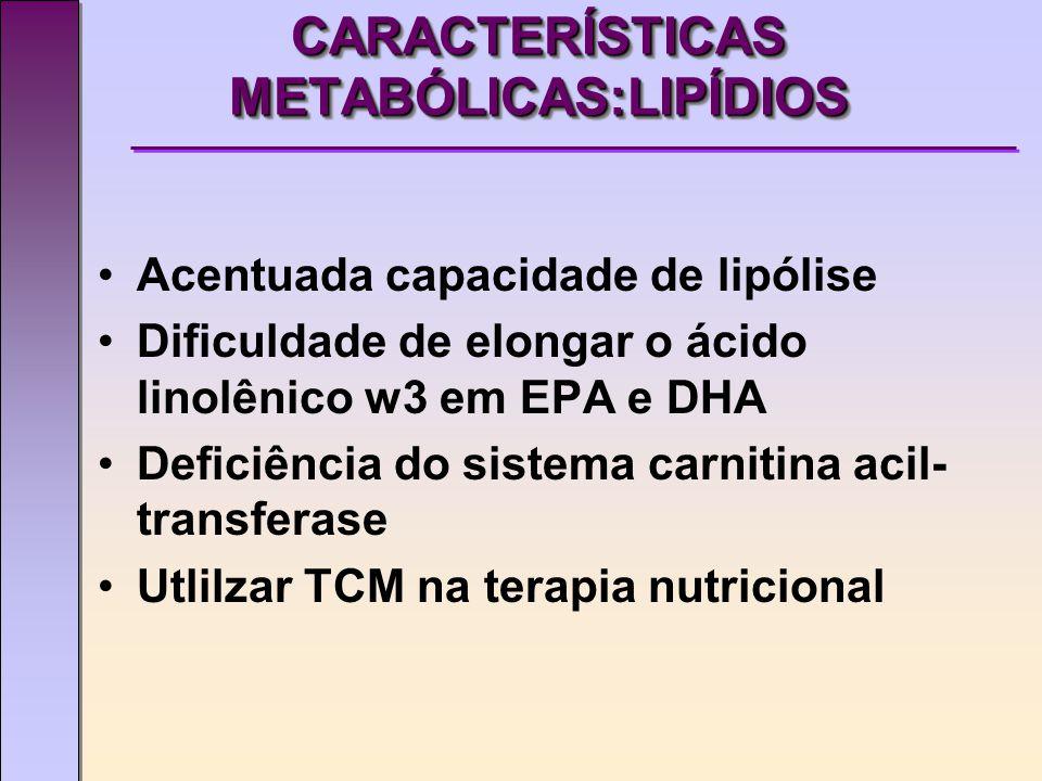 PERÍMETRO CEFÁLICO E TORÁCICO Perímetro cefálico: –Identificação de patologias como hidrocefalia, microcefalia –Crescimento da massa encefálica Perímetro torácico: –Reserva adiposa e de massa muscular `Relação PT/PC até 6m = 1 após 6m > 1 - Normal < 1 - Desnutrida