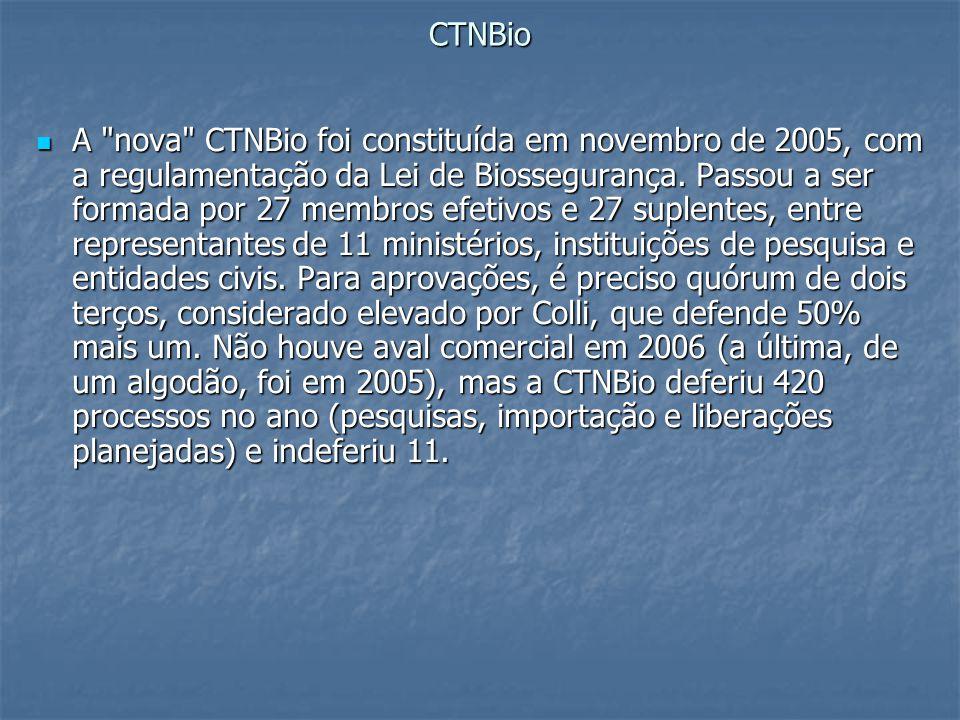 CTNBio A
