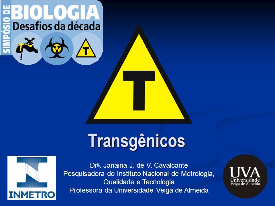 O que são os transgênicos.