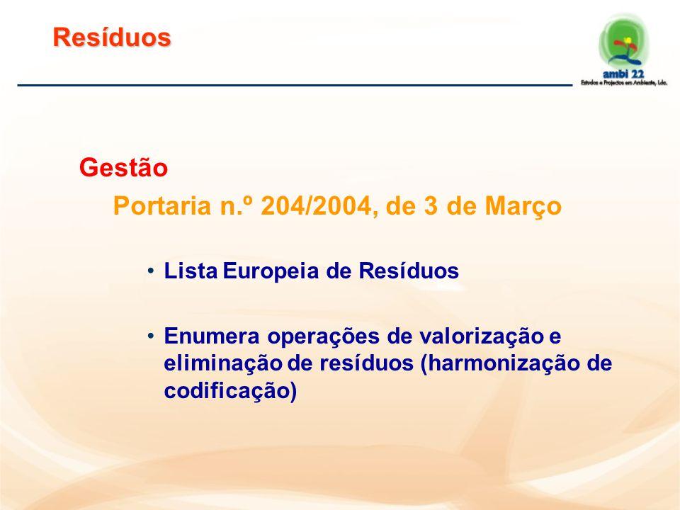 Regulamento 2037/00, de 29 de Junho – Controlo das emissões Recuperação de substâncias usadas; Fugas de substâncias (verificação anual para equipamentos com carga de fluido refrigerante superior a 3 kg).