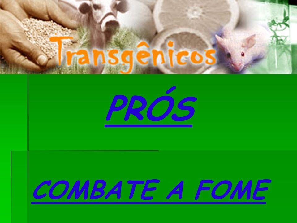 PRÓS COMBATE A FOME