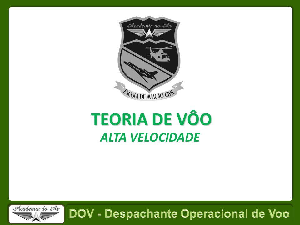 TEORIA DE VÔO ALTA VELOCIDADE