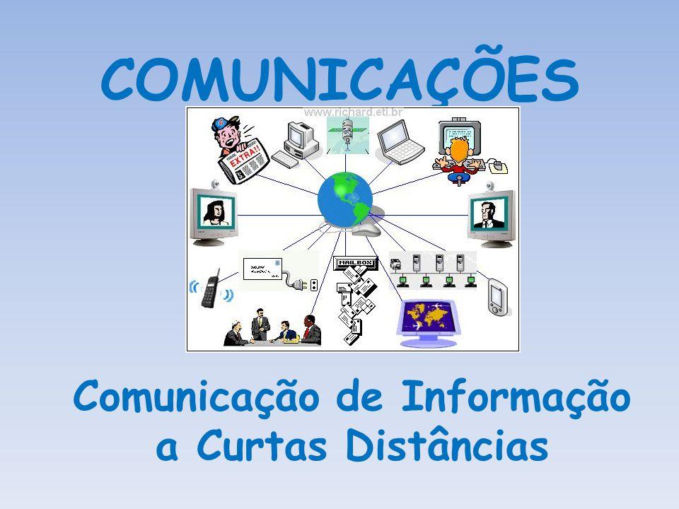 Comunicação de Informação a Curtas Distâncias COMUNICAÇÕES