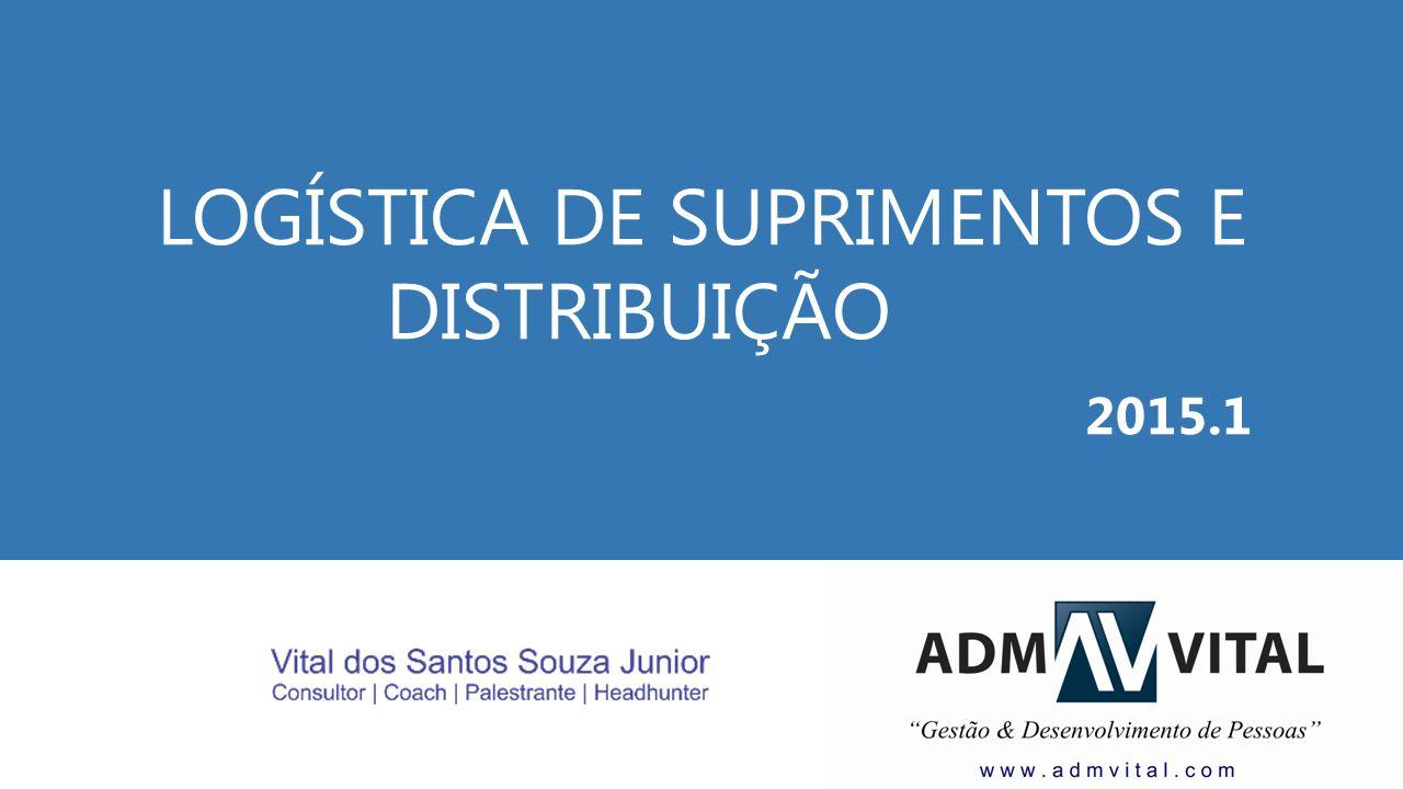 LOGÍSTICA DE SUPRIMENTOS E DISTRIBUIÇÃO 2015.1