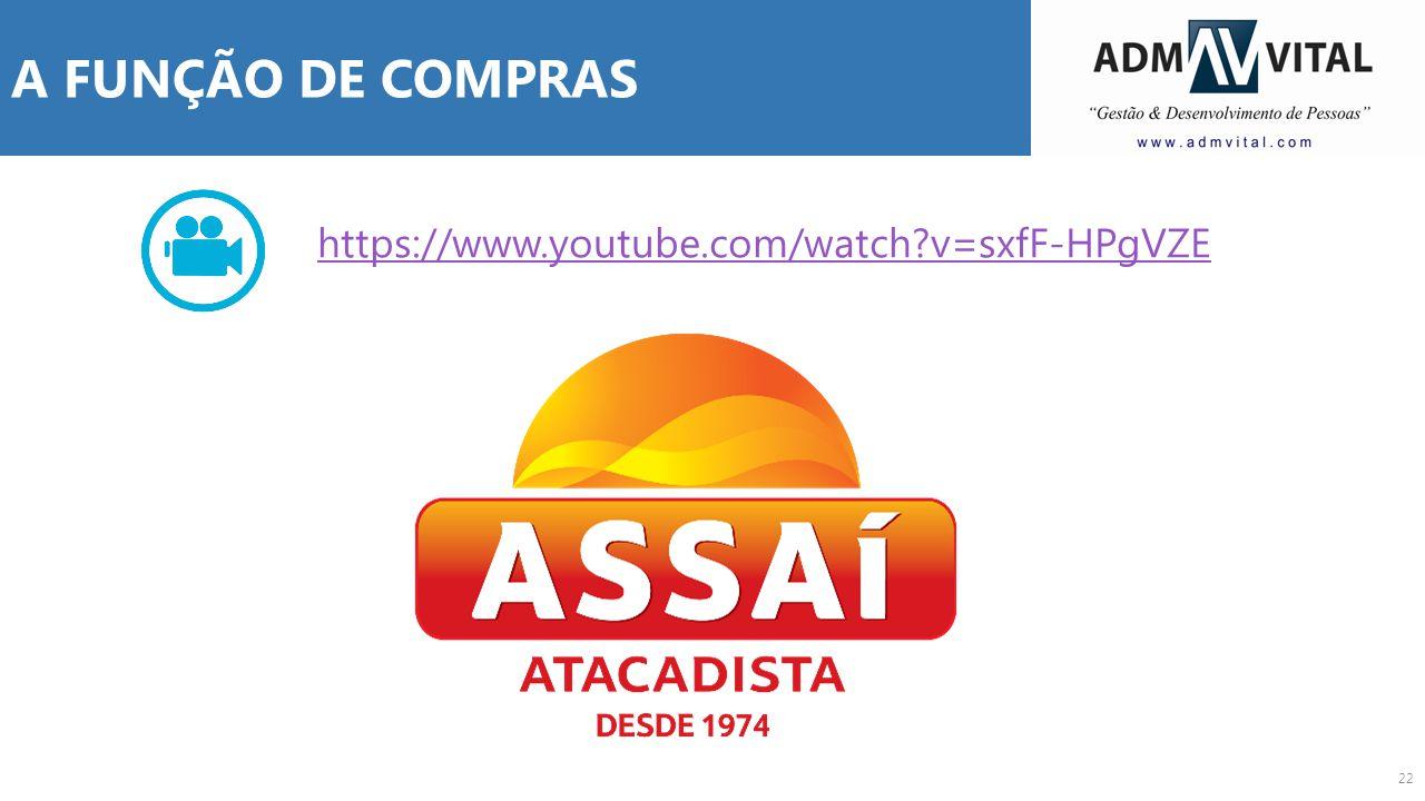 22 A FUNÇÃO DE COMPRAS https://www.youtube.com/watch?v=sxfF-HPgVZE