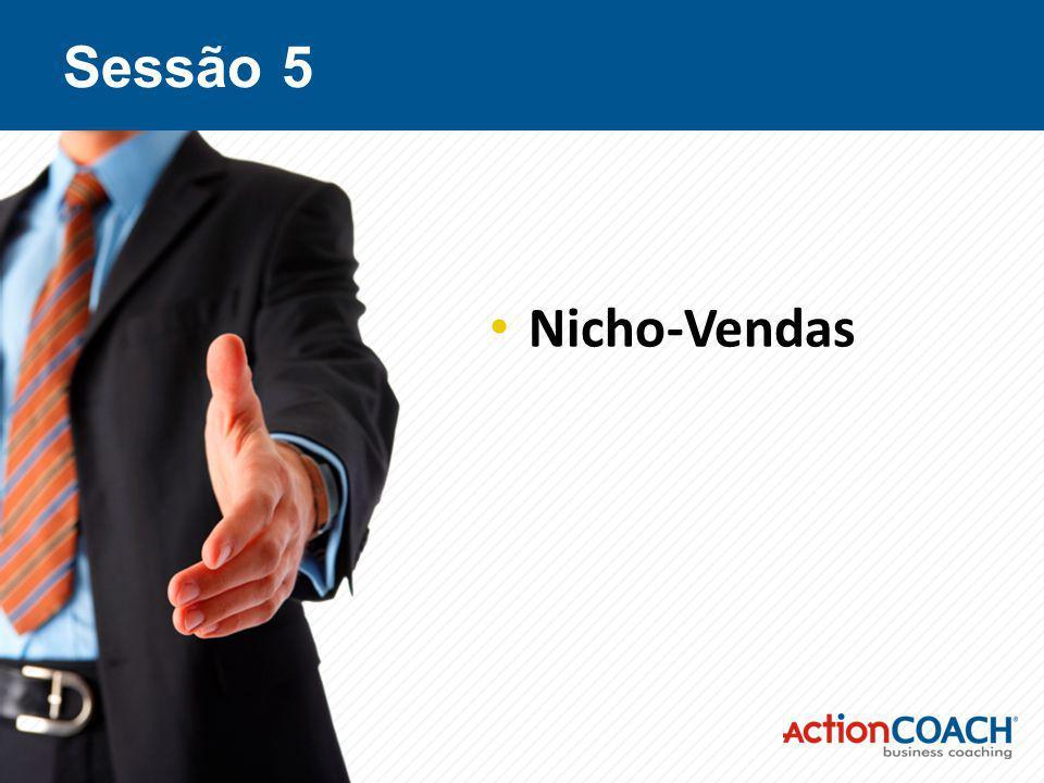 Sessão 5 Nicho-Vendas