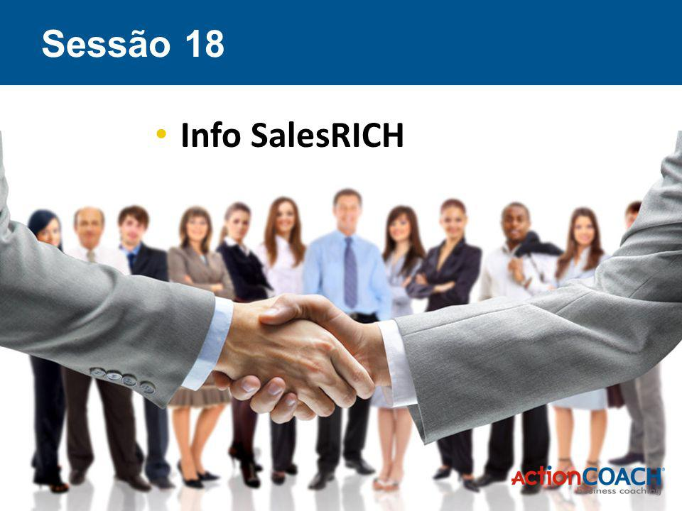 Sessão 18 Info SalesRICH
