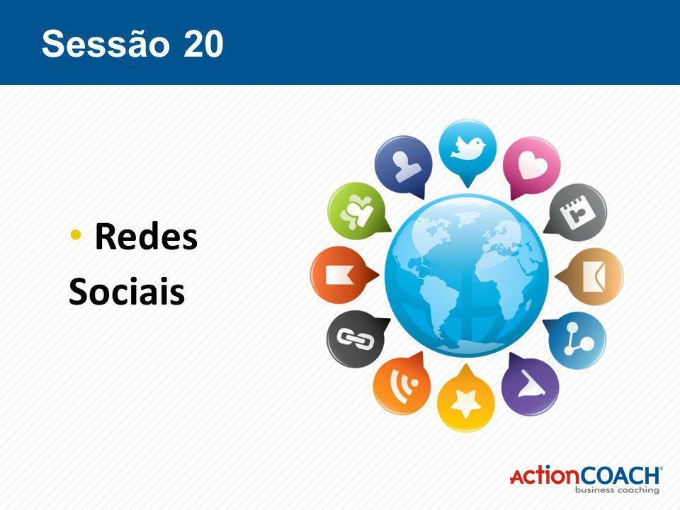 Sessão 20 Redes Sociais